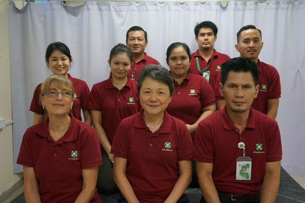 Physiotherapy Team